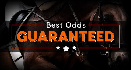 best odds guaranteed horse racing offer