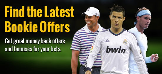 bookmaker promotions for new and existing customers