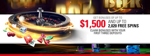 pokerstars casino new customer welcome promotion
