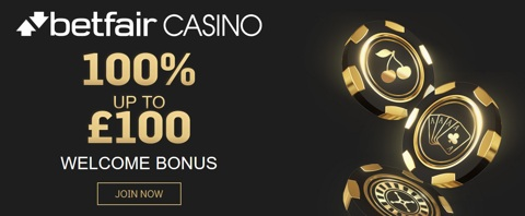 betfair casino new customer promotion