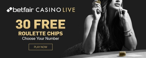 betfair live casino free chips offer