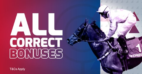 horse racing all correct perm bet bonus
