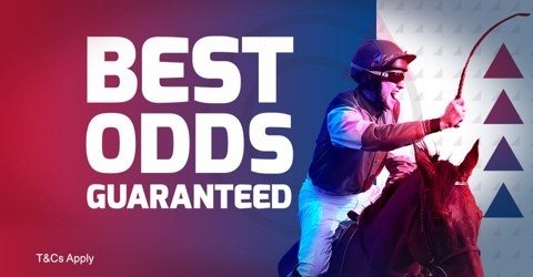 best odds guaranteed racing