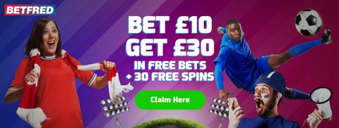 new customer bet 10 get 30 free bet 30 free spins