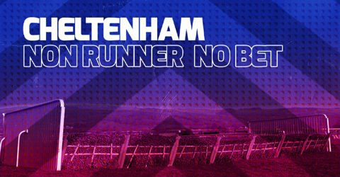 Cheltenham non-runner no bet