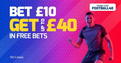 Football free bet promotion