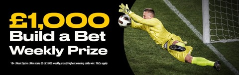 build a bet new image promotion