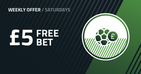 Saturday acca promo