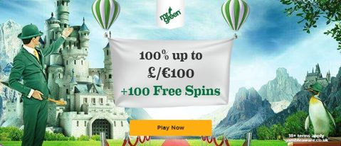 mr green casino new customer promo