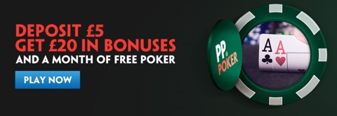poker bonus paddy power