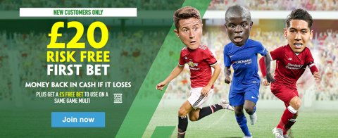 risk free bet same game multi free bet new customer offer