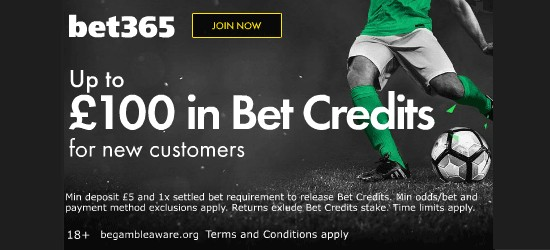 bet365 new customer sign up offer