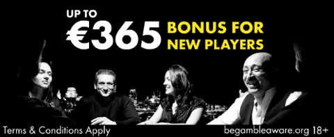Poker new player bet365 bonus