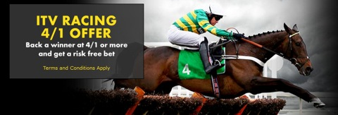 itv racing free bet promotion