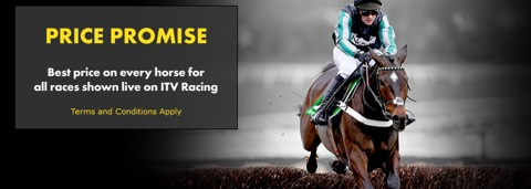 itv racing price promise offer